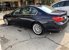 BMW 730 car for sale 2012 in Al Riyadh city