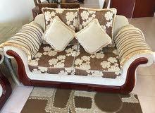urgent sale 3+2+1+1 sofa set