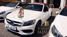 Mercedes Benz C 200 2018 for rent