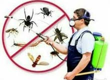 مكافحة الحشرات باقوي المبيدات
