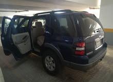 Ford explorer 4x4, 7 passengers