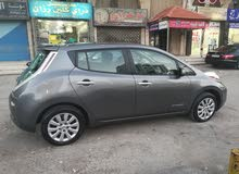 For a Month rental period, reserve a Nissan Leaf 2015