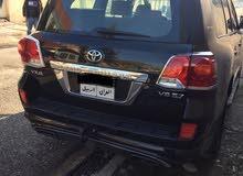 Black Toyota Land Cruiser 2010 for sale
