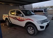 Mitsubishi L200 2012 For sale - White color