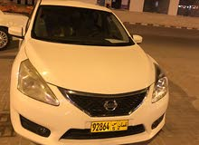 Best price! Nissan Tiida 2014 for sale
