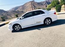 كرولا 2012 S للبيع