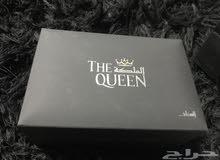 طقم الملكة the Queen