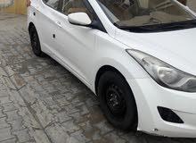 سلام عليكم سياره للبيع النترا معوقين 2014 السياره مكفوله ما عدى الجاملق الأمامي