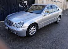 Mercedes Benz C 200 2001 for sale in Amman