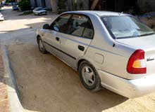 Hyundai Avante 2002 For sale - Silver color