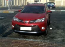 RAV 4 2013 IN GOOD CONDITION FOR SALE URGENTLY