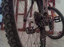 دراجة ايطالية  26 جديدة جدا