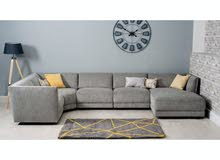 sale u shap brand new sofa