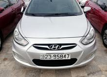Hyundai Accent car for sale 2014 in Amman city