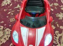 سيارة اطفال ريموت للبيع