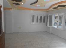 شقة 125م بجوار البحر مباشرةً - للبيع في شاطئ النخيل الاسكندرية