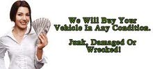 SELL ANY USEDJUNKS CARS WE BUY SCRAP