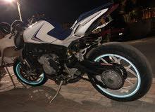 MV Agusta motorbike for sale made in 2013