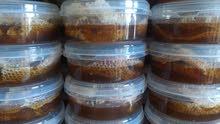 عسل مناحل عمانيه برم وسدر وعسل بو طويق سدر