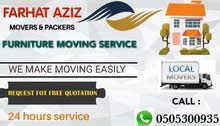 farhad aziz movers and packers