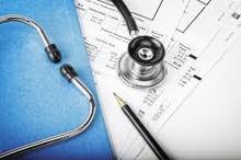 يوجد مزاولة طبيب عام للإيجار السنوي او الشهري