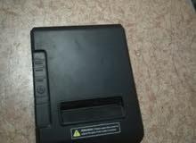 طابعة كاشير بحالة جيدة xprinter