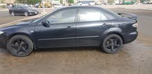 Mazda 6 2003 For sale - Black color