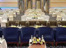 لعروض مميزة جدا بقاعات احتفالات واجتماعات فندق رمادا الهدا بالطائف بادر واحجز
