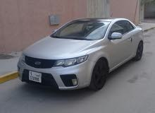 Silver Kia Koup 2010 for sale