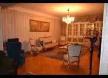 شقة دوبلكس مفروشة للبيع بحصة من الارض في شارع الثورة موقع مميز سوبر