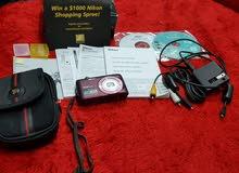 كاميرا Nikon coolpix S4100