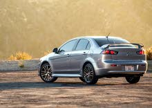 Mitsubishi Lancer 2016 For sale - Silver color