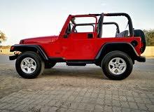 Gasoline Fuel/Power   Jeep Wrangler 1998
