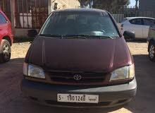 Toyota Siena car for sale 2002 in Tripoli city
