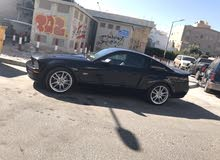Black Ford Mustang 2007 for sale