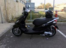 Used Piaggio motorbike directly from the owner