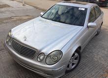 Mercedes Benz E 240 car for sale 2006 in Al-Khums city