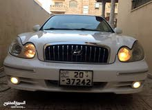 Hyundai Sonata car for sale 2003 in Amman city
