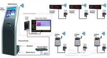 نظام الطابور الالكتروني