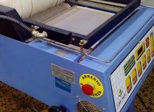 آلات تغليف حراري ايطاليه مستعمله للبيع