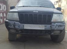 Jeep Grand Cherokee car for sale 2003 in Sabha city