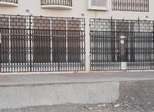 للايجار محلات في المعبيلة بعد نستو خلف محطة نفط عمان