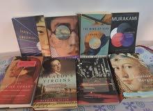 A Set of Novels & Books