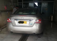 Used condition Nissan Altima 2013 with 110,000 - 119,999 km mileage