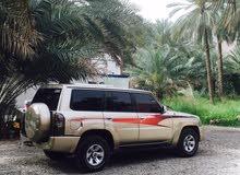 Nissan Patrol 2007 For sale - Gold color