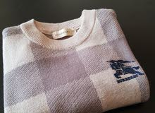 كنزة بربري للاطفال burbarry kids sweater