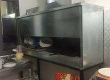 معدات مطعم او مقهي