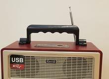 راديو تراثي مع بلوتوث
