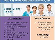 MEDICAL CODING (CPC) COURSE IN ABU DHABI