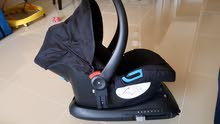 1yr old rarely used mothercare car seat with iso fix base